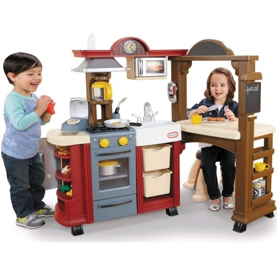Cozinha e Bistrô - Little Tikes